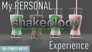 My Personal Shakeology Experience