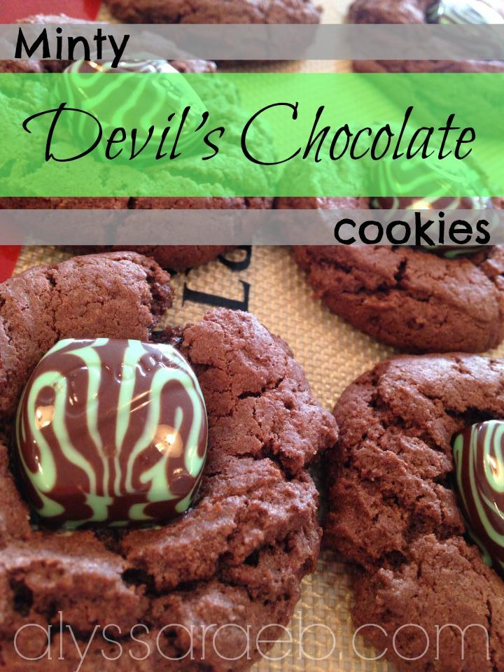 MinyDevilsChocolateCookies